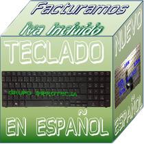 Teclado Acer Aspire 5810 5810t 5536 5738 Eex