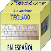 Teclado Compatible Acer Aspire One D270 D257 Ze6 Happy Daa