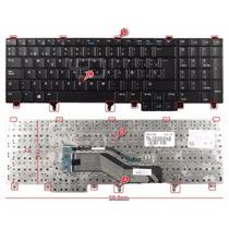 Teclado Nuevo Español (sp) Para Dell Latitude E5520 E6520