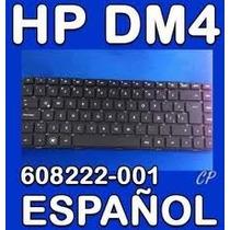 Teclado Hp Pavilion Dm4 Dv5-2046la Nsk-ht0uv Español Op4
