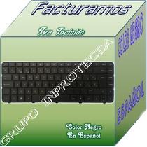 Teclado Hp Pavilion G4-1000 G6-1000 Cq43 Negro Español Idd