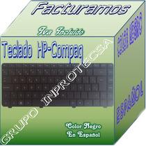 Teclado Original Laptop Hp Cq42 G42 463la Español Fdp