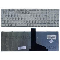 Teclado Toshiba Blanco L850 C850 C850d C855 C855d Op4