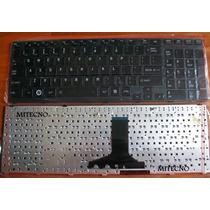 Teclado Español Toshiba P745 M640 M645
