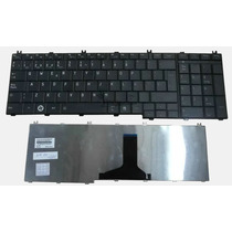 Teclado En Español P/ Toshiba C650d C655 C655d L650 L750 Hm4