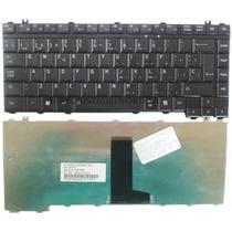 Teclado Toshiba L300 L305 A300 A305 A205 A200 A210 A215