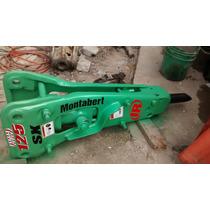 Martillo Hidraulico Montabert 125 Para Retroexcavadora