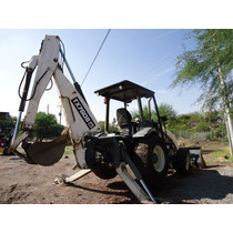 36 Retroexcavadora Terex 2004 760 B 4x4 Doble Traccion