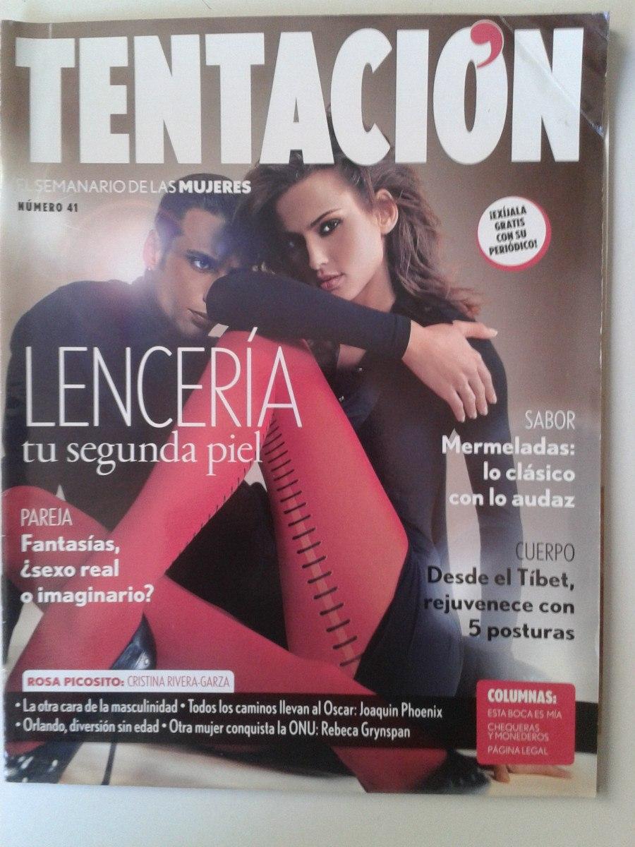 Revista Tentacion Lenceria Tu Segunda Piel - $ 30.00 en ...