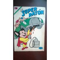 El Super Raton Comic Tamaño Grande #219 Novaro Año-1970