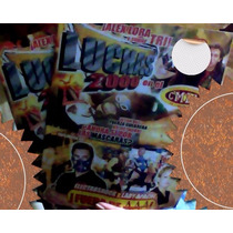 Revista Luchas 2000,super Tri,alex Lora,satoru Sayama,unica!