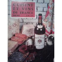 Cocina Francesa Al Vino, En Frances, #4 Ed 1969