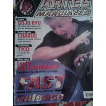 Artes Marciales #37, Ed 2002.