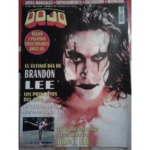 Dojo, Artes Marciales #322, Bruce Lee & Brandon Lee Entrenan