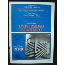 Revista De La Universidad De México, Vol. Xxxiv: Núm. 3
