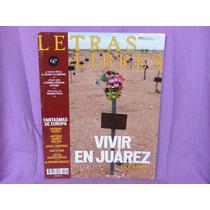 Letras Libres, Vuelta, México, Año Xiii, Núm. 147, 2011.