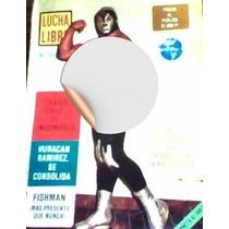 Revista De Lucha Libre,mil Mascaras!!unica En El Mercado!!