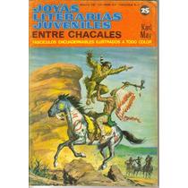 Joyas Literarias Juveniles Entre Chacales #25 $80.00