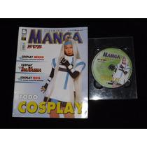 Revista Conexion Manga Edicion Especial Cosplay Con Dvd