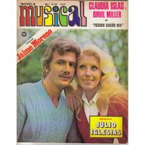 Fotonovela Musical: Claudia Islas Y Orvil Miller