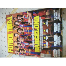 Revista Fútbol Total Barcelona Mejor Equipo De La Hist