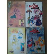 Colección Shoujo Manga,m/x-zineguerreras Mágicas/sailor Moon