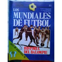 Revista Tiro Libre Los Mundiales De Futbol 15 Tomos