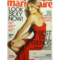 Cameron Diaz Marie Claire Revista Usa