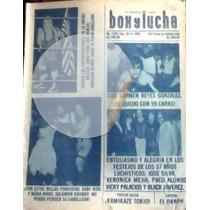 Revista Lucha Libre,cien Caras V.s Rayo De Jalisco Jr.mascar