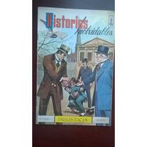 Historia Inolvidables Tamaño Mediano No.9 Ejea Año-1973
