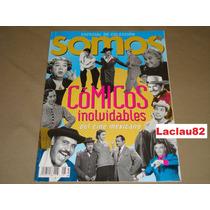 Comicos Inolvidables Del Cine Mexicano Revista Somos 1997