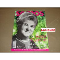 Sara Garcia La Abuelita Del Cine Nacional Revista Somos 2000
