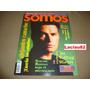 Alejandro Camacho Enseña Los Colmillos Revista Somos 1994