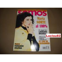 Maria Sorte Al 100% Revista Somos 1994