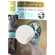 Revista De Lucha Libre,portada Mil Mascaras,oferta Unica!!