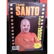 Revista Y Póster De Lucha Colosos Luchador El Hijo Del Santo