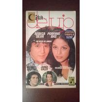 Rebeca Silva Y Porfirio Bas En: Fotonovela Cita De Lujo