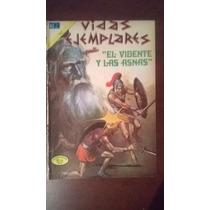 Vidas Ejemplares No.402 El Vidente Y Las Asnas Año-1973