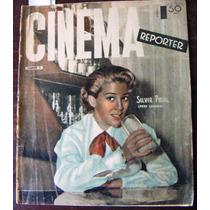 Revista,cinema Reporter,silvia Pinal,paquita Rico