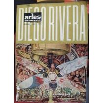 Libro Diego Rivera, Obra Mural Jorge Juan Crespo De La Serna