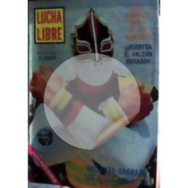Revista De Lucha Libre,mascara Sagrada,unica En El Mercado!!