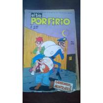 El Tio Porfirio No.320 Comic Tamaño Grande Año-1973
