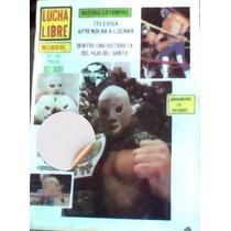 Revista De Lucha Libre,hijo Del Santo Ola Blanca,unica!!