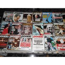 Revista Proceso 52 Numeros De 2004