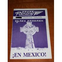 Revista Banda Rockera · Especial De Black Sabbath