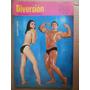 Nora Cantu Sexy Foto En Portada Revista Diversion 1970 Flr