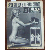 Revista Cinemundial,kirsten En Portada,rosalinda Domingo