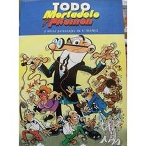 Libro Comic, Mortadelo Y Filemon Todo 35, En Español De 2005