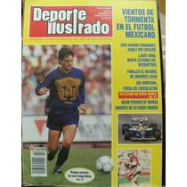 Deporte Ilustrado, Pumas Futbol, Luis Garcia, Hugo Sanchez