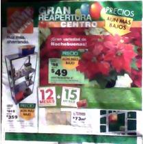 Antigua Propaganda The Home Depot Mexico Año 2009 Unica!!